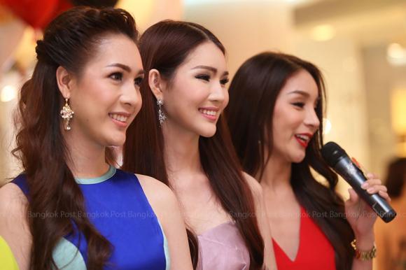 Thí sinh Hoa hậu Chuyển giới Thái Lan 2015 8
