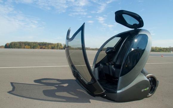 Top 10 ô tô gây sốc nhất trong tương lai - 2