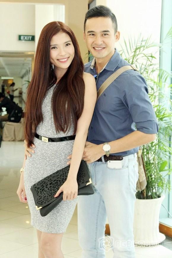 Những cặp đôi sao Việt nên duyên từ phim trường