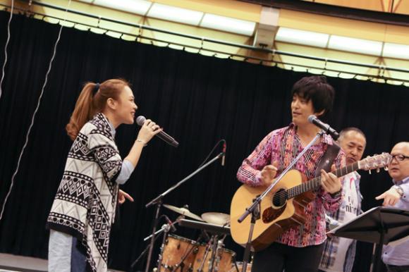 Mỹ Tâm tập hát cùng nghệ sĩ guitar hàng đầu Nhật Bản 6