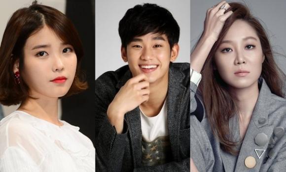 Những cặp đôi hứa hẹn 'gây bão' màn ảnh Hàn mùa hè 2015
