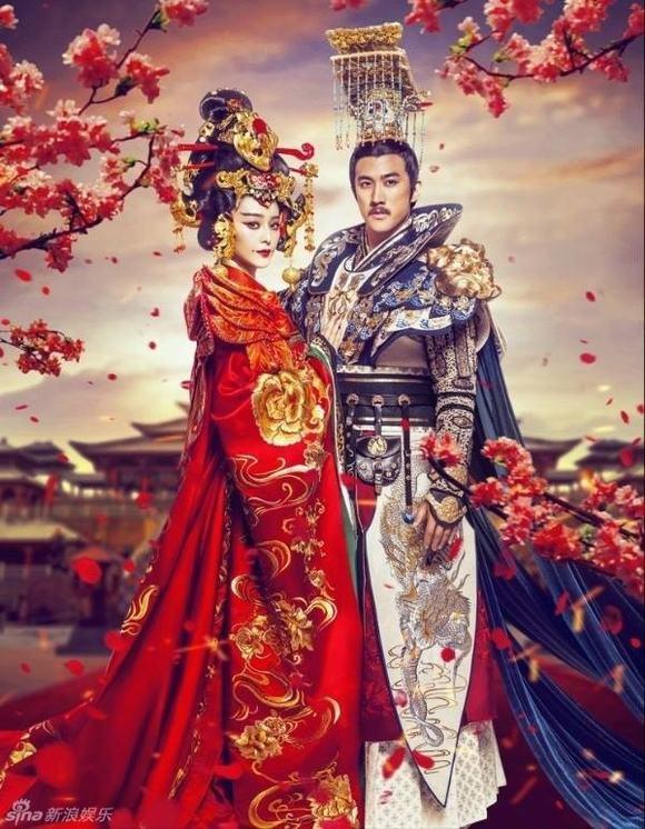 Những cặp đôi 'gây bão' màn ảnh Hoa ngữ đầu năm 2015