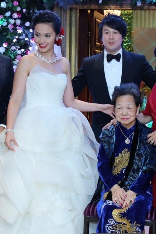 Những nàng dâu, chàng rể đẹp nhất showbiz Việt