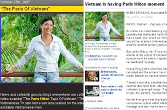 Sao Việt lên báo ngoại: Người rạng danh, kẻ ê chề