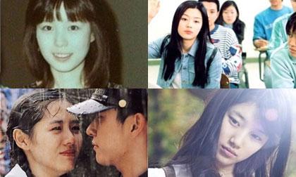6 thế hệ 'Tình đầu quốc dân' nổi tiếng xứ Hàn