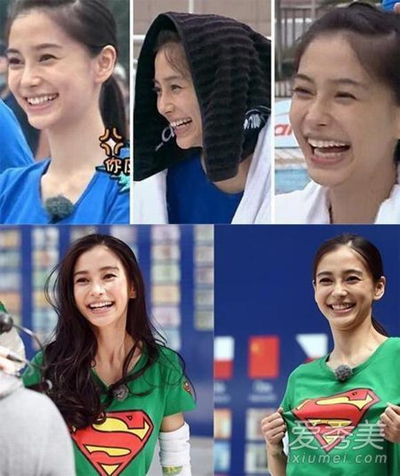 Sao Hoa ngữ sở hữu nụ cười xấu 'ma chê quỷ hờn'