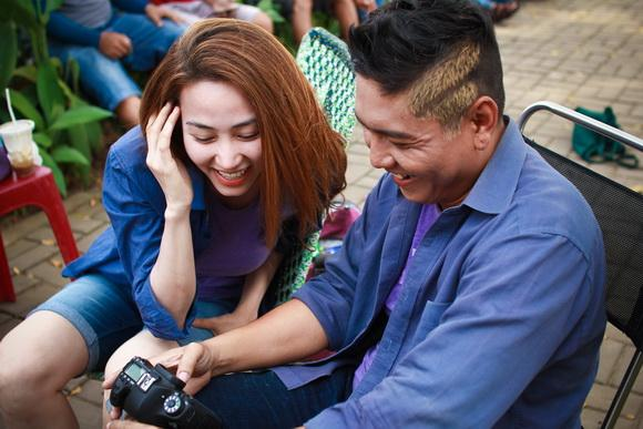 Ngân Khánh nóng bỏng và hài hước trong 'Ma Dai'