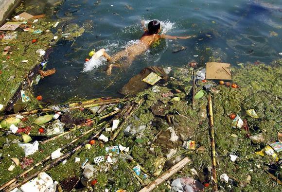 ô nhiễm môi trường  18