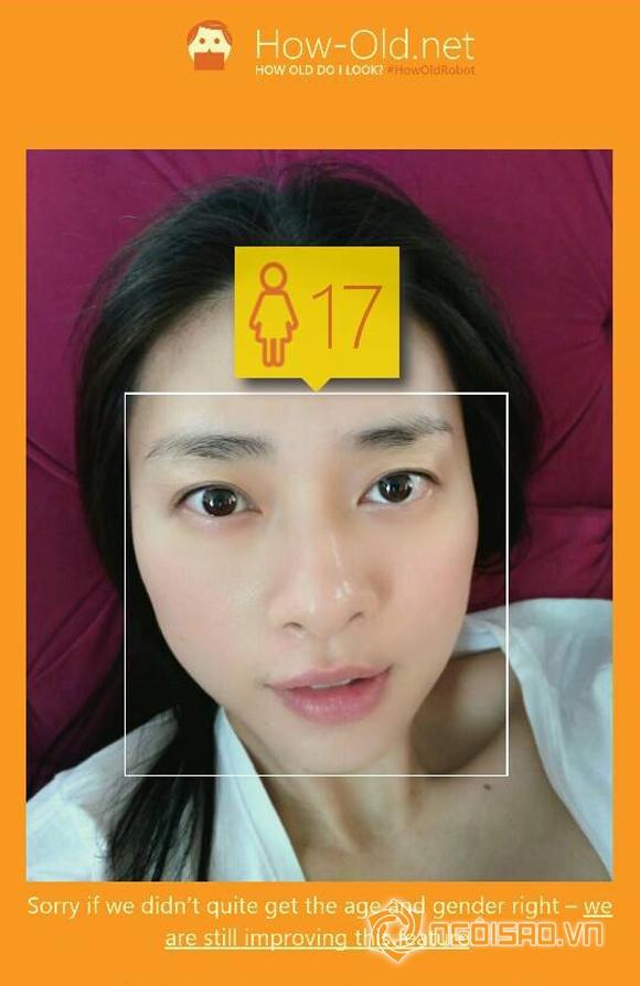 Hài hước tuổi sao Việt 2