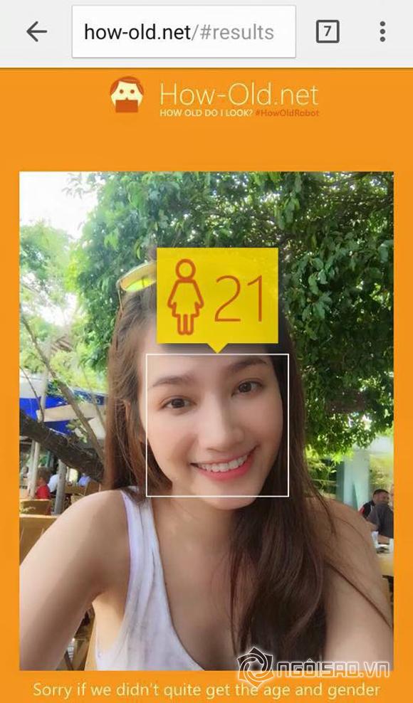 Hài hước tuổi sao Việt 7