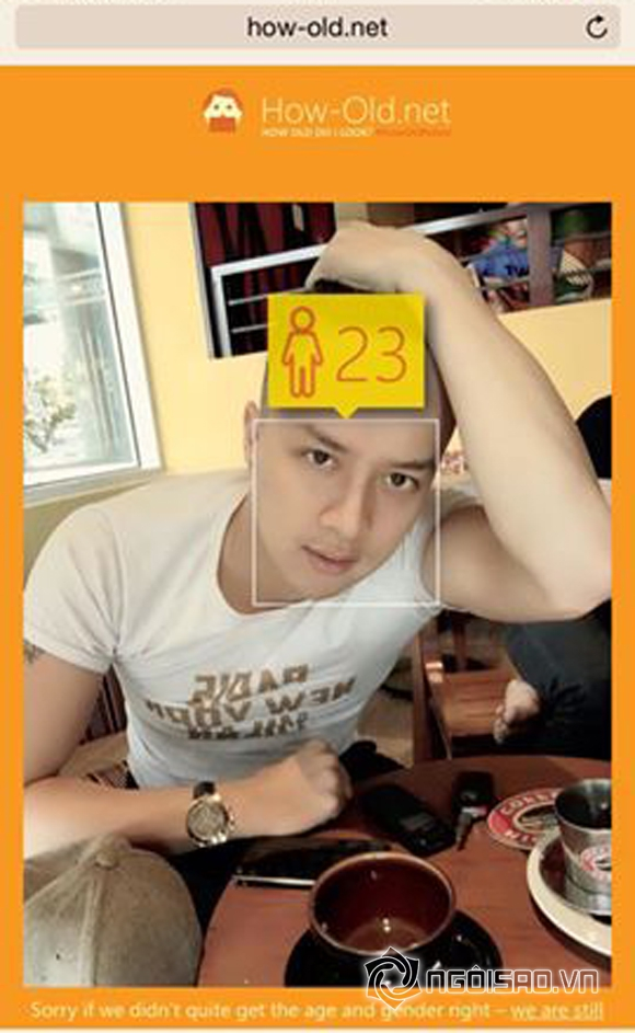 Hài hước tuổi sao Việt 4