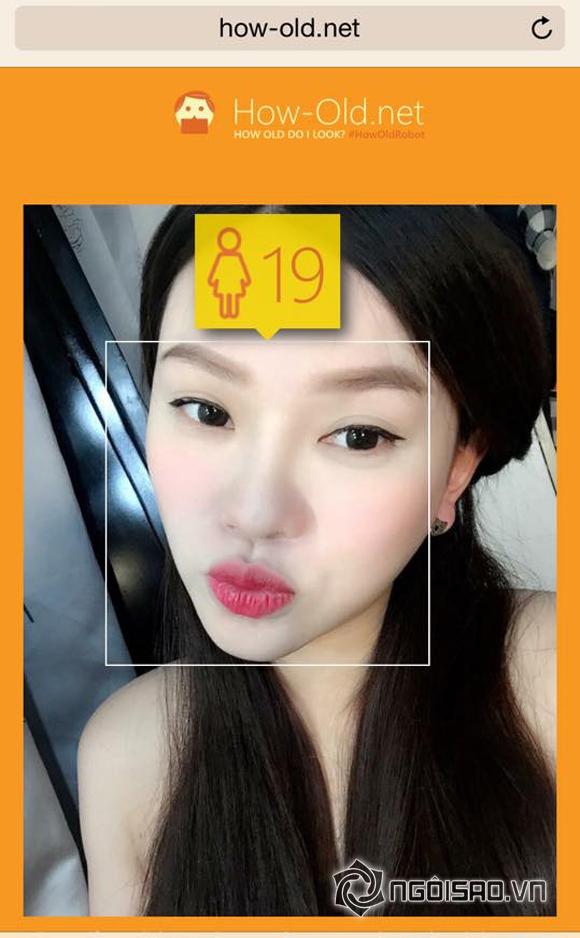 Hài hước tuổi sao Việt 1
