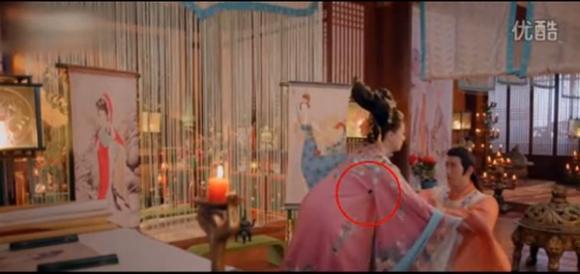 Những hạt sạn tế nhị trong phim cổ trang Hoa ngữ kinh điển