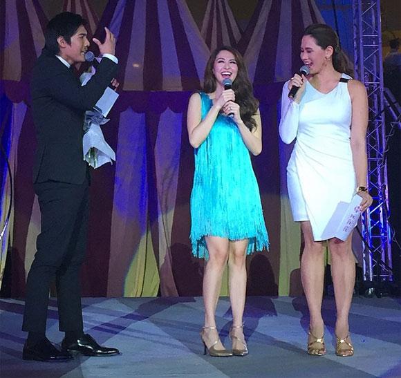 'Mỹ nhân đẹp nhất Philippines' lần đầu khoe bụng bầu 1