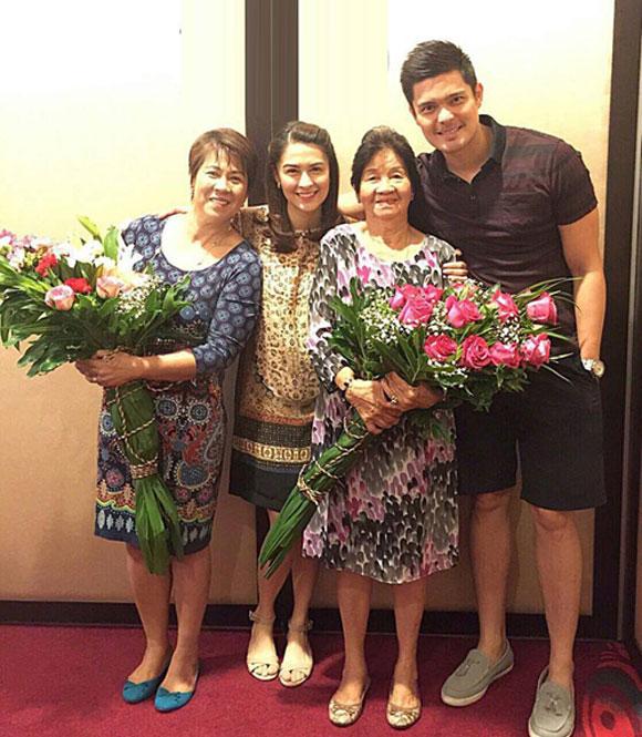 'Mỹ nhân đẹp nhất Philippines' lần đầu khoe bụng bầu 3