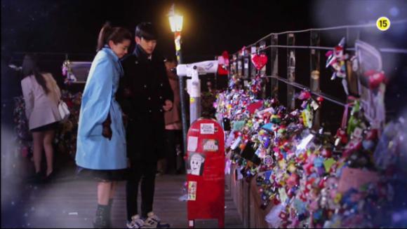 10 địa điểm hẹn hò tuyệt vời nhất trong phim Hàn 0
