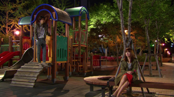 10 địa điểm hẹn hò tuyệt vời nhất trong phim Hàn 4