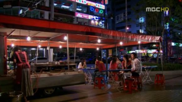 10 địa điểm hẹn hò tuyệt vời nhất trong phim Hàn 10