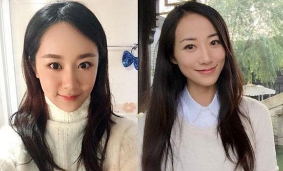Nữ diễn viên 9x gây bất ngờ vì gương mặt giống loạt sao Hoa ngữ 0
