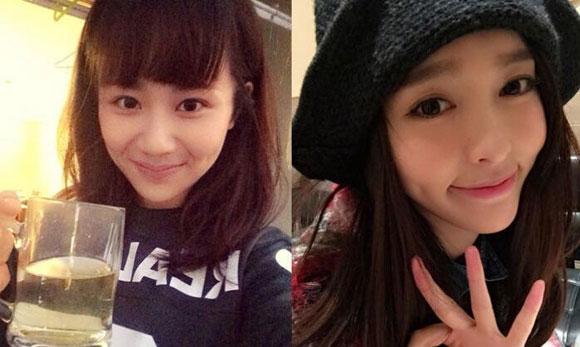 Nữ diễn viên 9x gây bất ngờ vì gương mặt giống loạt sao Hoa ngữ 9
