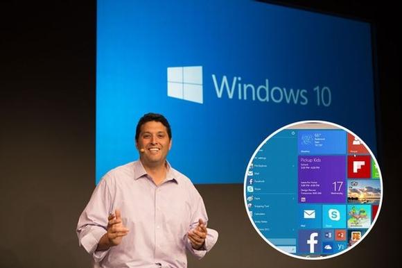 Windows 10  tiết lộ ngày phát hành bản nâng cấp miễn phí cho người dùng 0