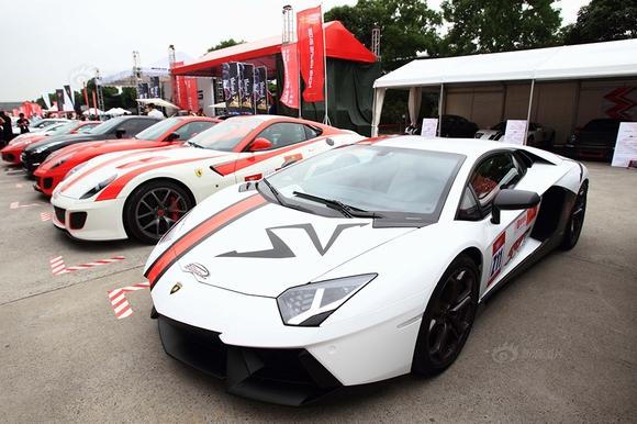 Choáng ngợp dàn siêu xe của hội 'dân chơi' ở Trung Quốc 2