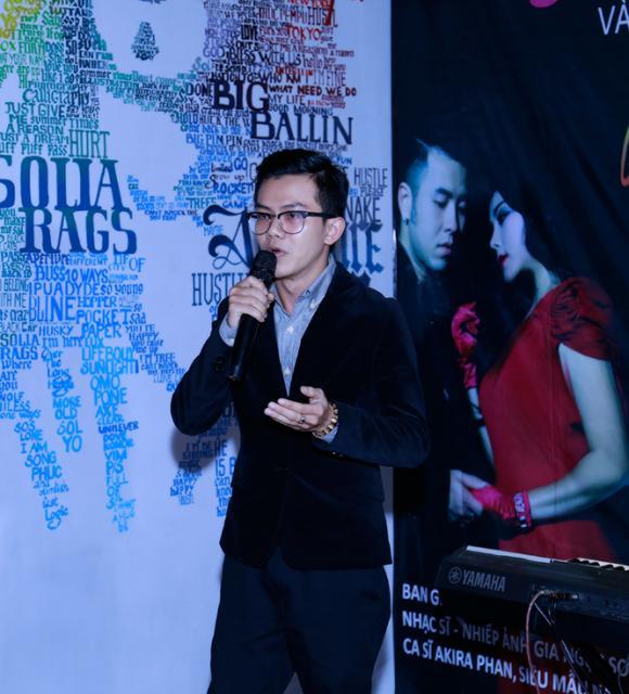 Ca sĩ hải ngoại Ngô Khả Tú, Ngô Khả Tú, Akira Phan, ca sĩ Akira Phan, Ngô Khả Tú làm giám khảo, Á quân Nam Phong, Nam Phong