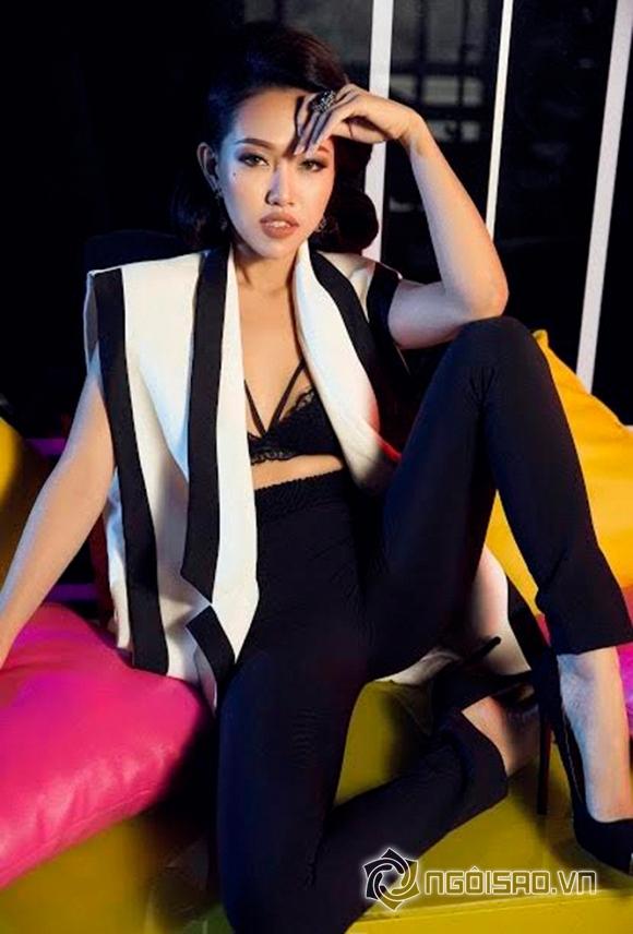 Á hậu Joxy Thuỳ Linh, Thuỳ Linh-Á hậu cuộc thi Hoa hậu Doanh nhân Người Việt Châu Á 2016, thời trang Việt