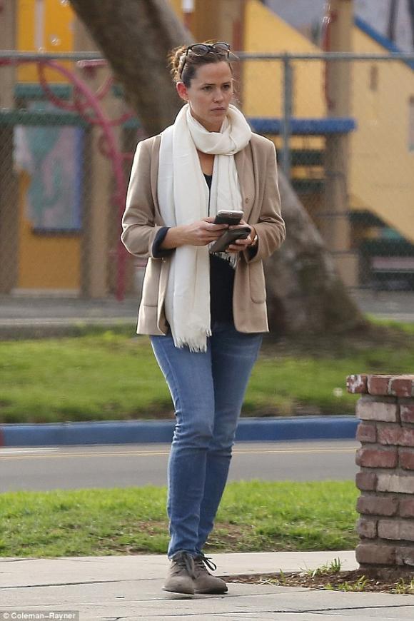 Jennifer Garner cuối cùng đã sẵn sàng đệ đơn ly dị Ben Affleck