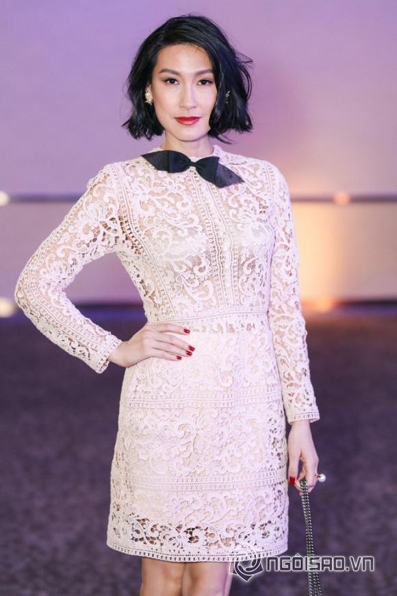 Kathy Uyên, diễn viên Kathy Uyên, sao Việt
