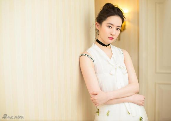 Lưu Diệc Phi như nàng 'thiên nga' biến sắc đẹp lung linh