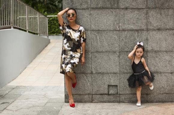 Con gái Đoan Trang xinh như búp bê trong bộ ảnh nhân dịp sinh nhật 3 tuổi