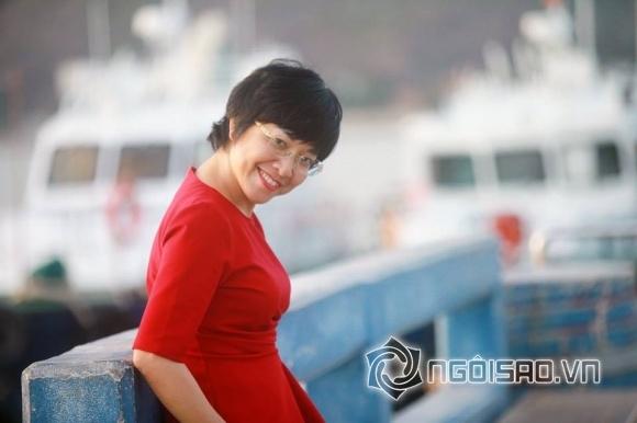 MC Thảo Vân trẻ trung, rạng rỡ trong loạt ảnh mới