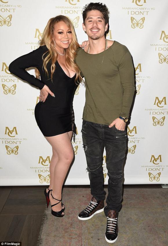 Mariah Carey chia tay vũ công trẻ vì mệt mỏi khi phải chi trả những hóa đơn đắt đỏ