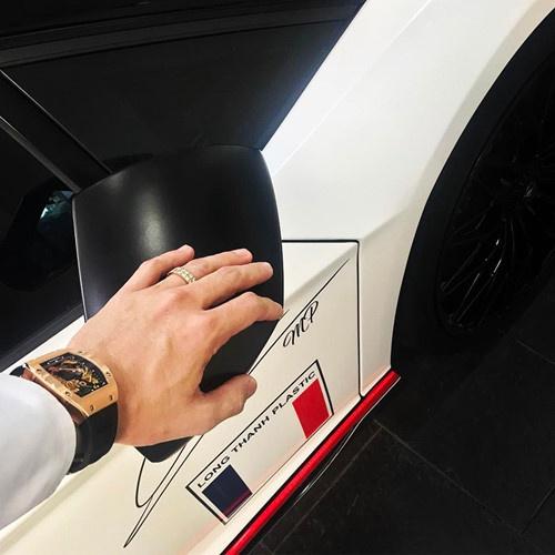 siêu xe, siêu xe độc nhất vô nhị, minh nhựa, bộ sưu tập xe của minh nhựa, xe 35 tỷ