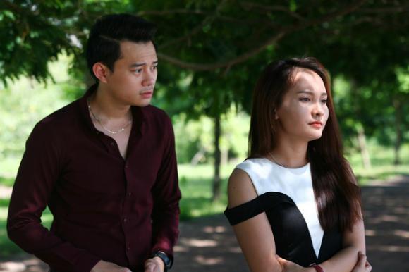 """Sự thật là ông xã của Bảo Thanh cũng xuất hiện trong phim """"Sống chung với mẹ chồng"""""""