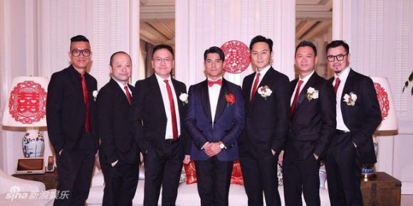 'Thiên vương châu Á' Quách Phú Thành nghẹn ngào trong hôn lễ