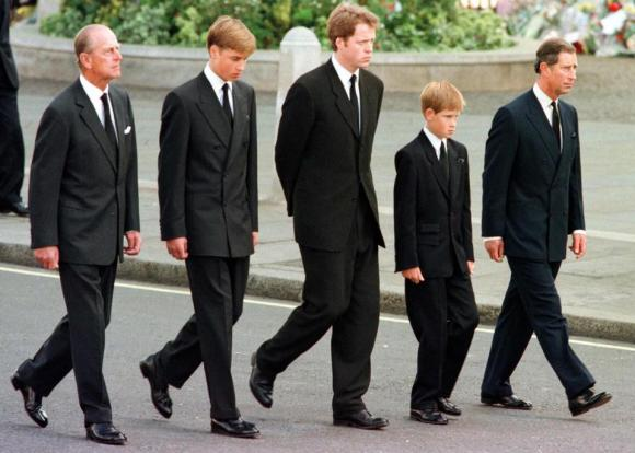tin tức,tin trong ngày,Công nương Diana,Hoàng gia Anh,Thái tử Charles,Hoàng tử William,Nữ hoàng Elizabeth