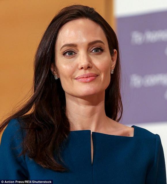 nu dien vien Angelina Jolie,Diễn viên Angelina Jolie,căn nhà của angelina jolie, sao Hollywood