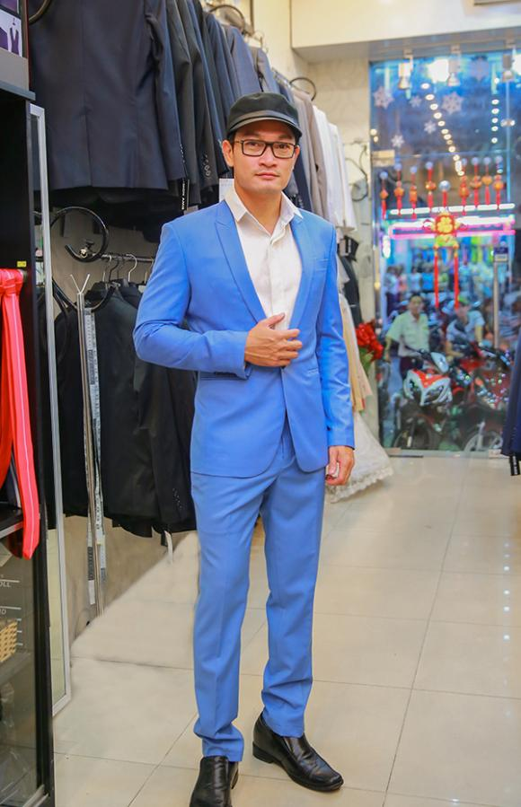 Kiều Minh Tuấn, Trương Thế Vinh, Minh Luân đồng loạt hoá quý ông sành điệu với vest