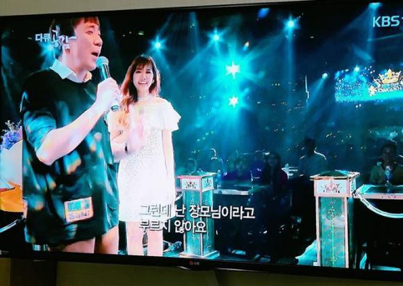 Được lên báo Hàn nhưng hình ảnh của Hari Won lại bị nhầm với Hoàng Thùy Linh