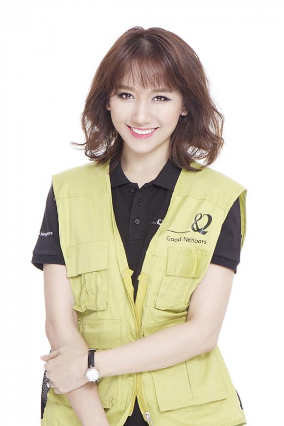 Hari Won làm đại sức tổ chức từ thiện lớn tại Hàn Quốc