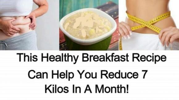 Món ăn sáng có thể giúp chị em giảm 7kg chỉ trong 1 tháng, không cần tập thể dục