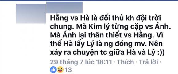 Tưởng là xứng lứa vừa đôi, cư dân mạng lại khai quật nguyên nhân thực sự Hồ Ngọc Hà yêu Kim Lý?