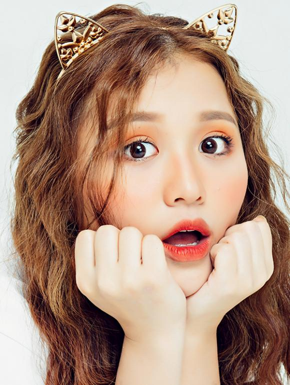 Hotgirl người Hàn Han Sara cực nhắng nhít đáng yêu trong bộ ảnh mới