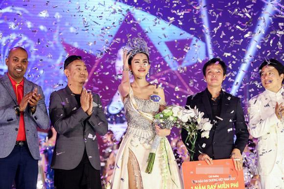 Hoa hậu Đại dương 2017, Tân Hoa hậu Đại dương 2017, Hoa hậu Đại dương 2017 thẩm mỹ, Ngân Anh thẩm mỹ