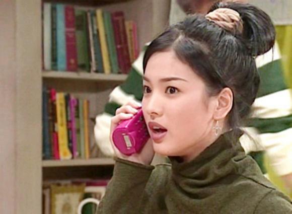 Song Hye Kyo,kiểu tóc của Song Hye Kyo,tóc sao Hàn
