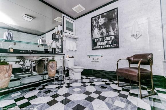 johnny depp, nhà của johnny depp, johnny depp bán 5 căn penthouse