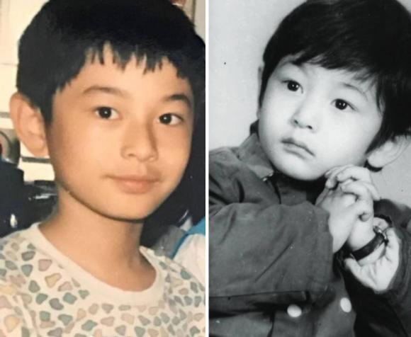 Angela Baby,Huỳnh Hiểu Minh,con trai Huỳnh Hiểu Minh