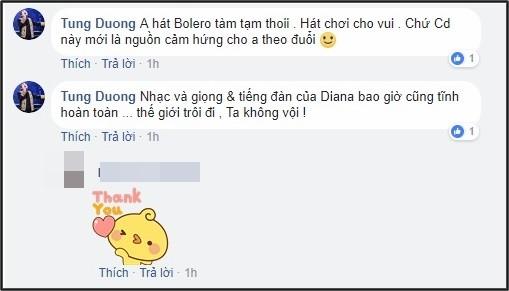 Tùng Dương, Tùng Dương hát bolero, ca sĩ Tùng Dương